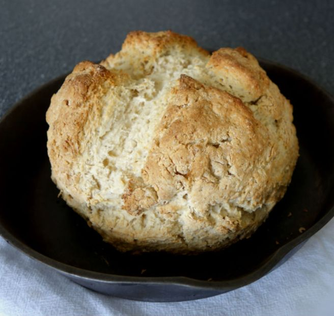 Irish Soda Bread Fail 3